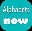 Alphabets Now